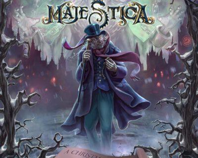 Majestica - A Christmas Carol - Artwork