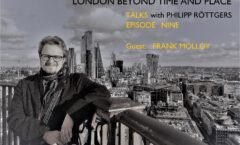 PhilippRöttgers Talks beyond time and place Logo Episode Nine